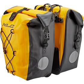XLC BA-W38 Sidetaske vandtæt, gul